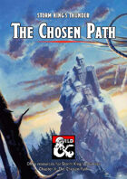 The Chosen Path - a Storm King's Thunder DM's Resource