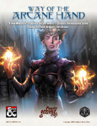 MGCCLOP1100 Way of the Arcane Hand