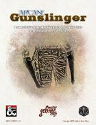 MCGCLOP1125 Arcane Gunslinger