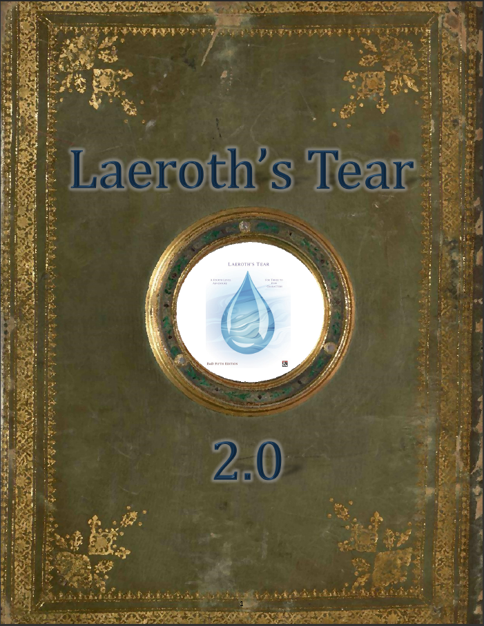 Cover of Laeroth's Tear