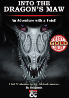 Into the Dragon's Maw (5E Adventure)