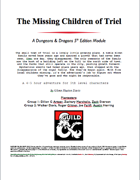 The Missing Children of Triel