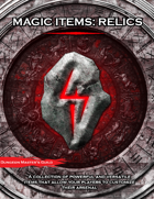 Magic Items: Relics