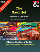 Classic Modules Today: Uk3 The Gauntlet