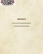 Assassin-5e Class