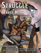 Struggle in Three Horn Valley (Chult)