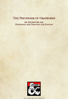The Pretender of Grayborne - C1: The Lost Relics