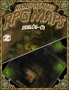 DDAL06-01 Epic Map pack for A Thousand Tiny Deaths