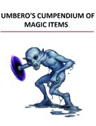 Umbero's Compendium of Magic Items