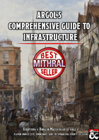 Argol's Comprehensive Guide to Infrastructure, A Complete Guide to Constructing Cities for/with Players.