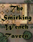 Map of the Smirking Wench Tavern