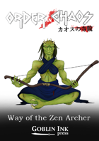Zen Archer Class for 5e