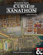 Curse of Xanathon - Realistic Maps