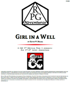 RPG003 Girl in a Well