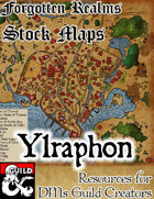 Ylraphon - Forgotten Realms Stock Maps