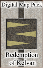 Color Digital Map Pack: DDAL06-02 Redemption of Kelvan