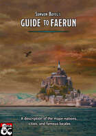 Guide To Faerûn