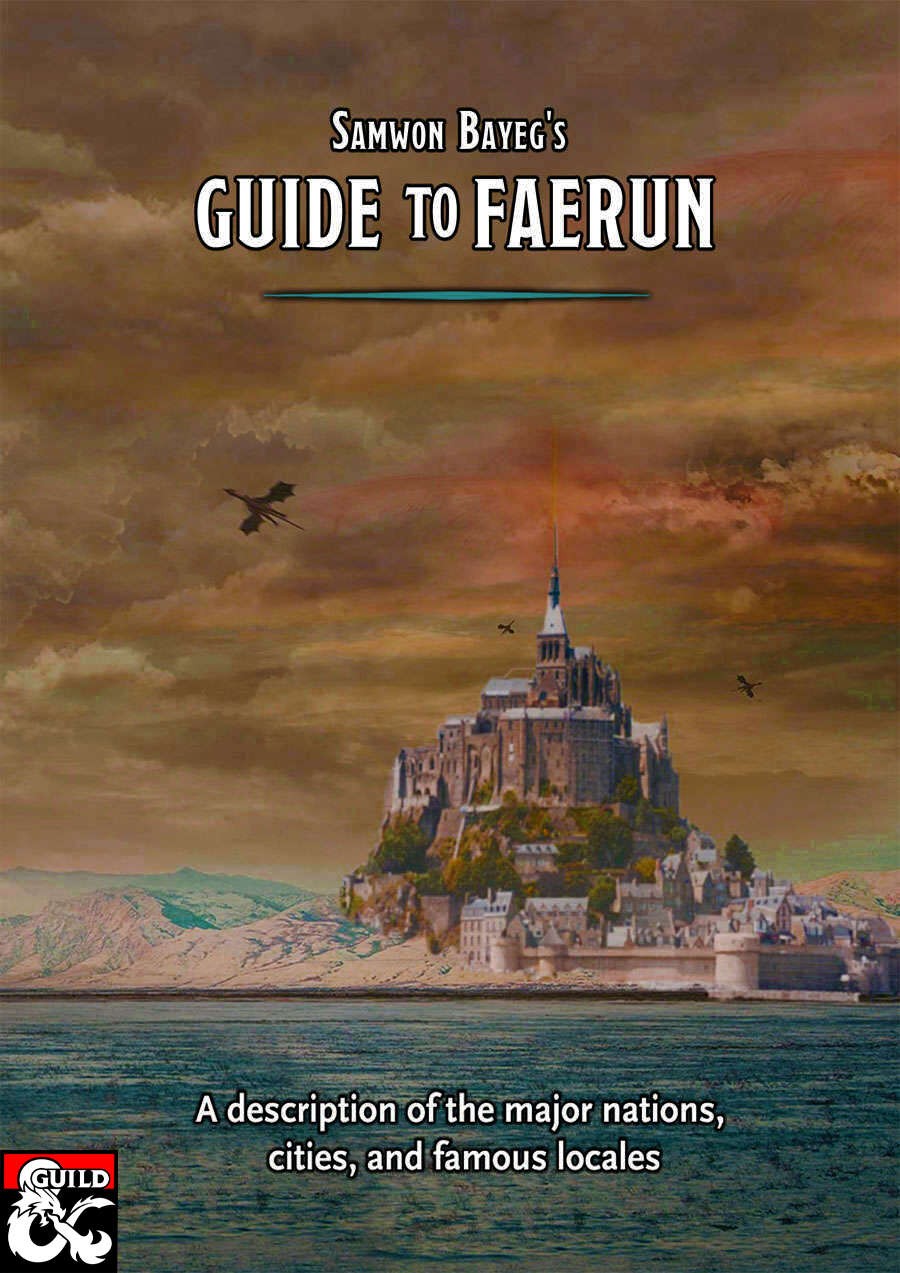 Guide to Faerun