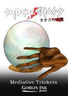 Meditative and Martial Trinkets