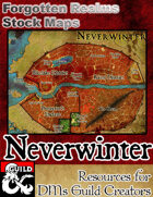Neverwinter - Forgotten Realms Stock Maps