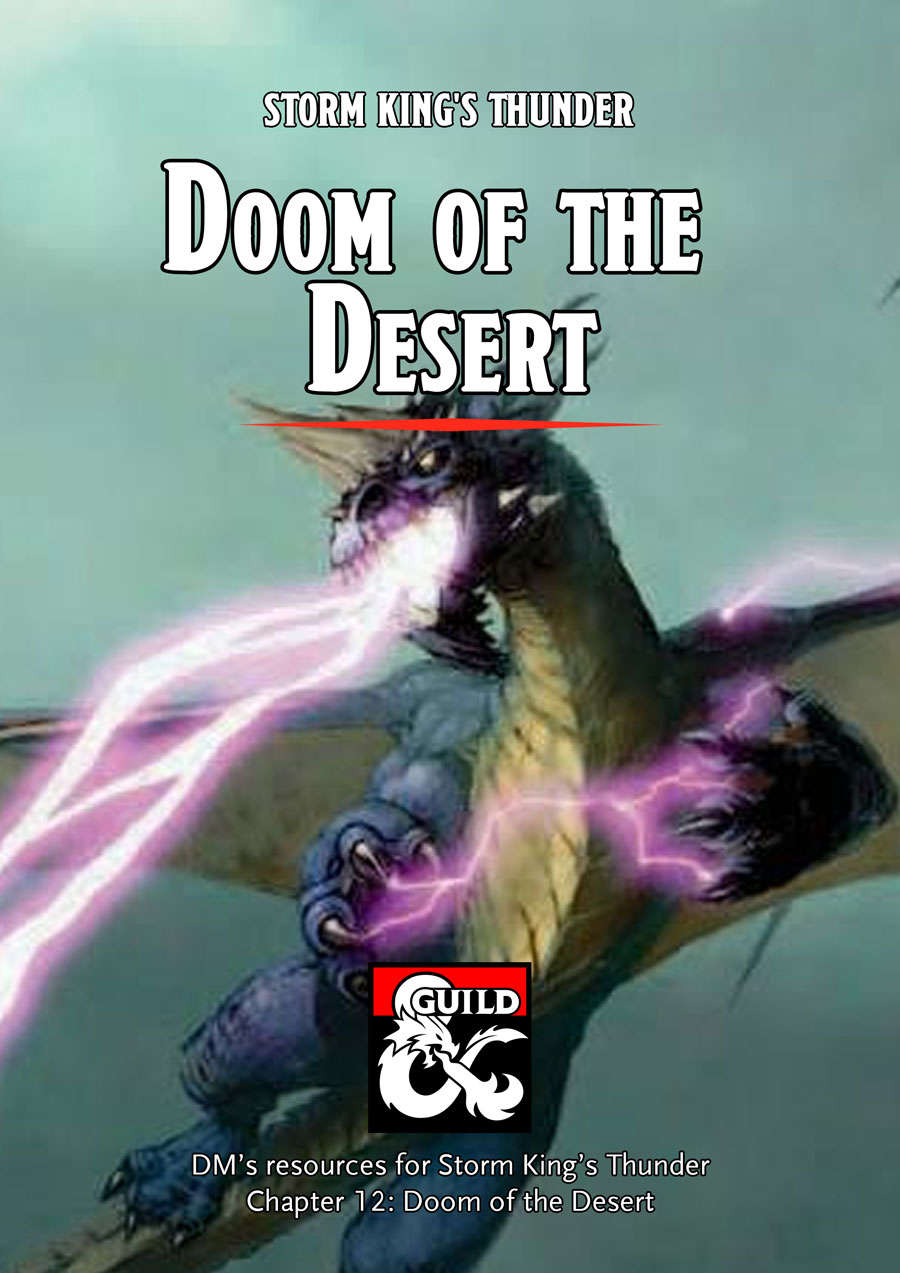 Doom of the Desert