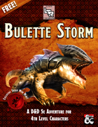 Bulette Storm - FREE Adventure