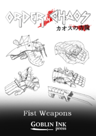 Fist Weapons
