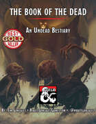 The Book of the Dead: An Undead Bestiary