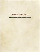 Magic Items Vol.1