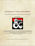 Assassination : Lord of The Arsenal