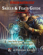 Player's Options: New Skills & Feats System