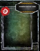 Modern-Fantasy Guide