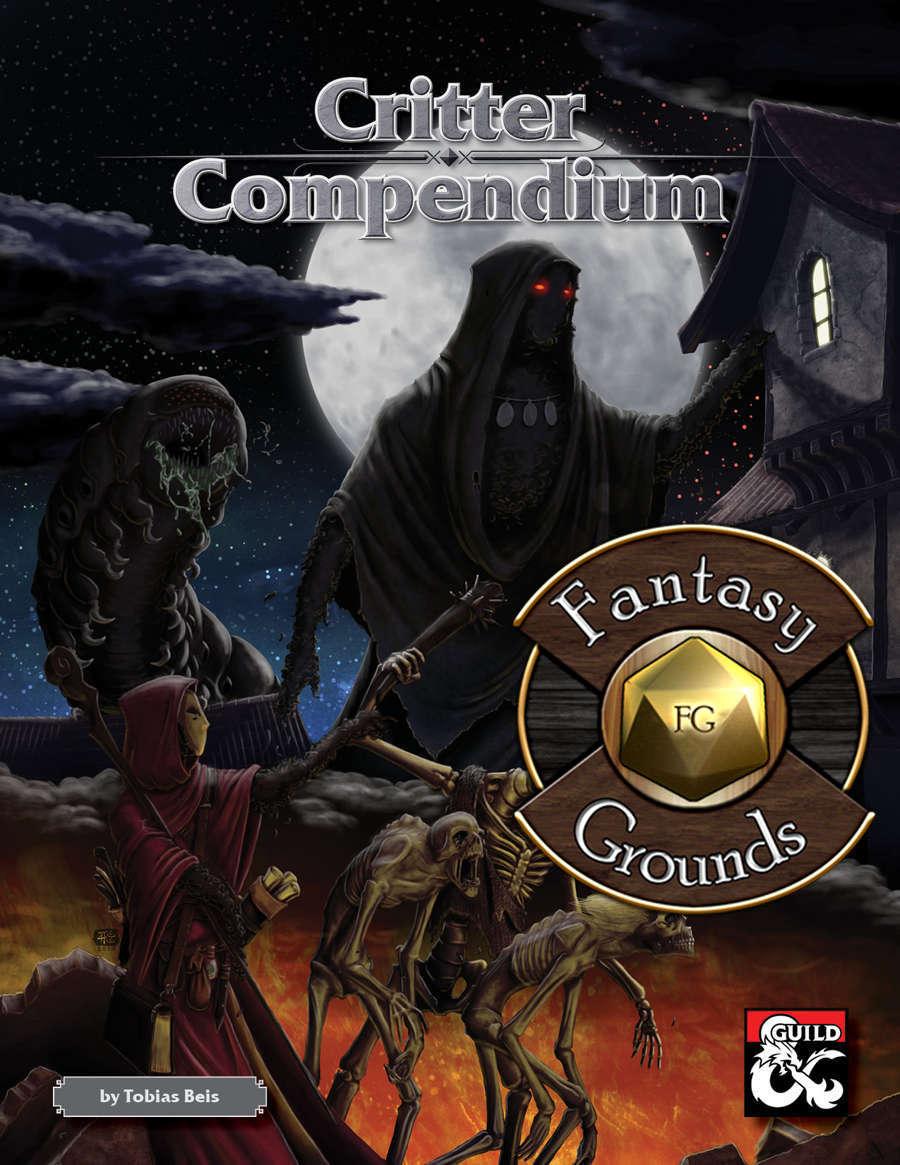 Critter Compendium - Dungeon Masters Guild | Wargame Vault