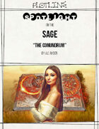 Character Spotlight on the Sage: The Conundrum