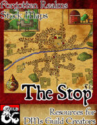 The Stop - Forgotten Realms Stock Maps
