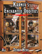 Karniv's Enchanted Oddities