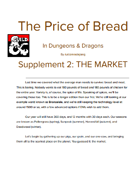 The Price of Bread, Part 2