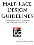 Half-Race Design Guidelines