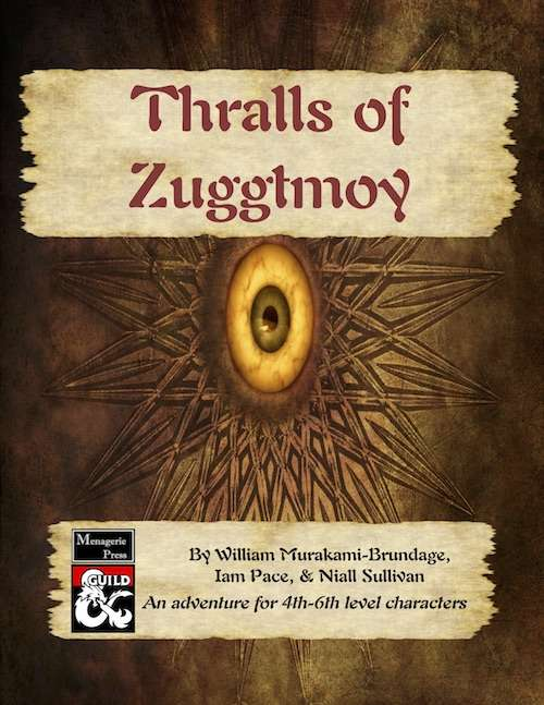 Cover of Thralls of Zuggtmoy