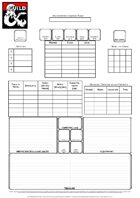 The Adventuring Company Sheet