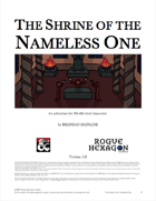 The Shrine of the Nameless One