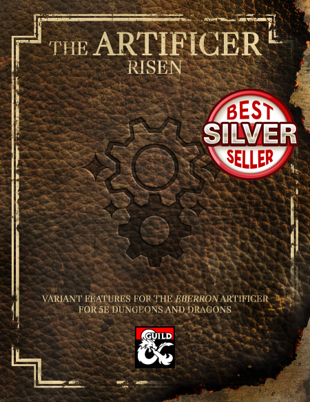 Artificer Risen Dungeon Masters Guild Dungeon Masters Guild You may use any simple weapon, martial weapon, or spellcasting focus. dungeon masters guild