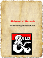 Alchemy Hazards