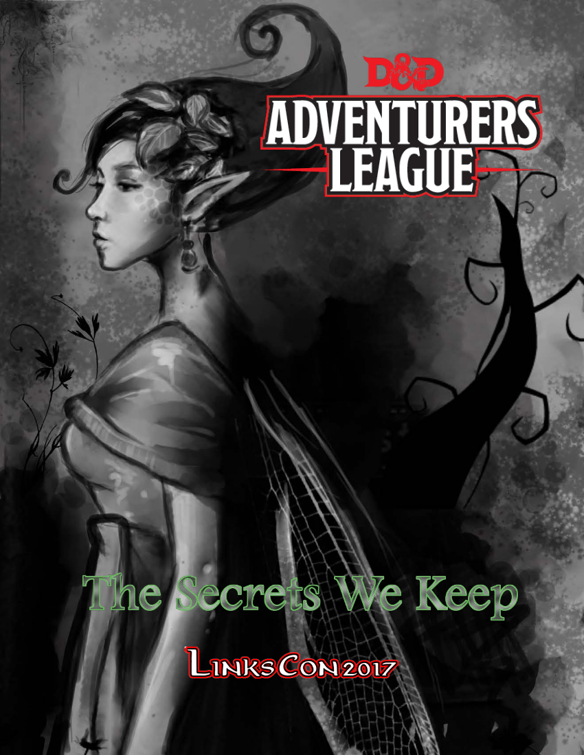 Cover of CCC-LINKS-02 The Secrets We Keep