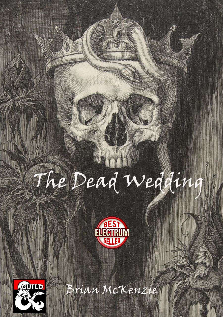 Cover of The Dead Wedding