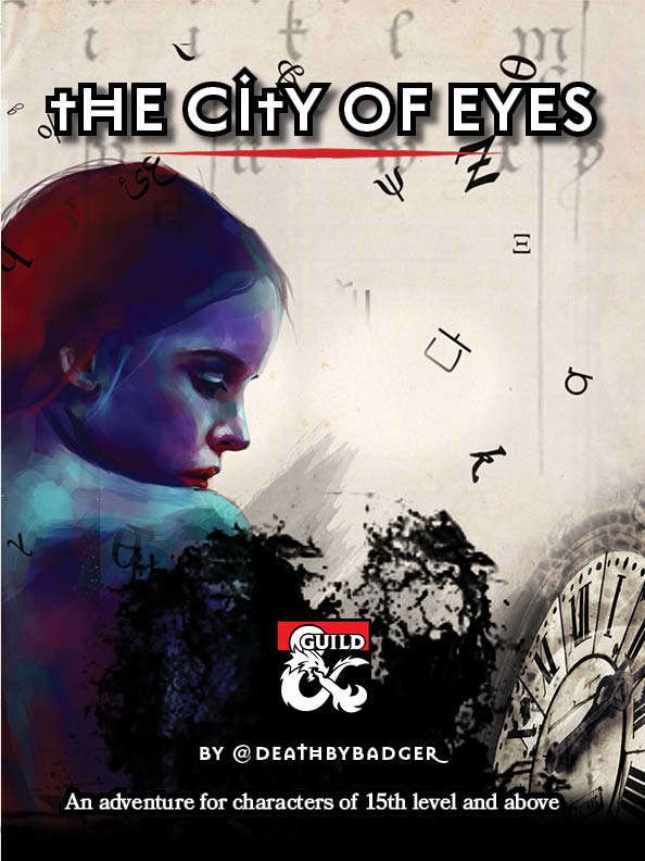 Cover of The City of Eyes