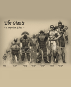 Giants - A Comparison of Sizes