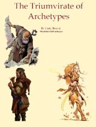 Triumvirate of Archetypes