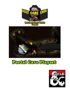 Portal Cavern Playset