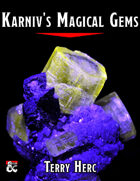 Karniv's Magical Gems